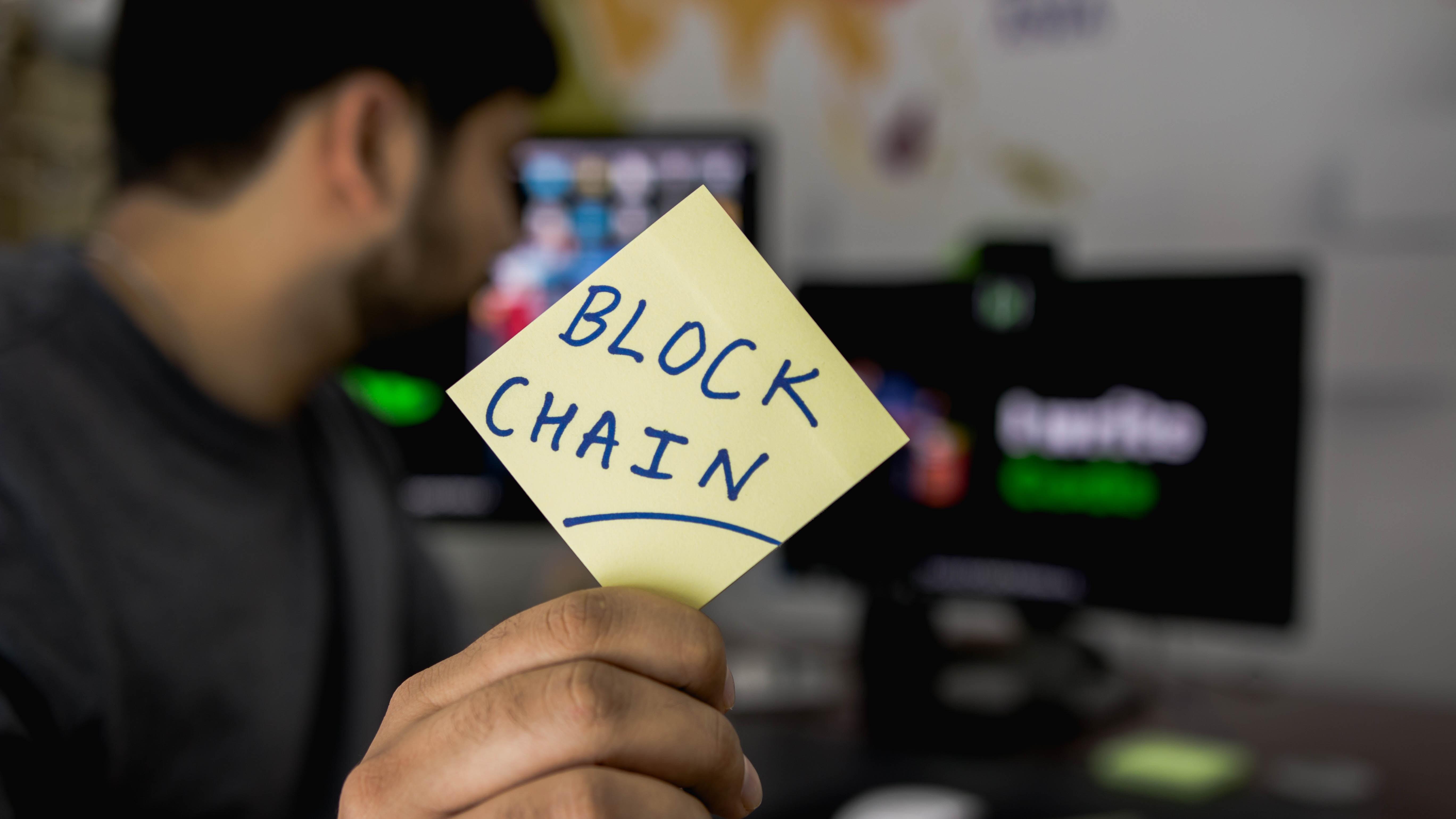 Blockchain Jobs Bitcoin Technology Crypto Image